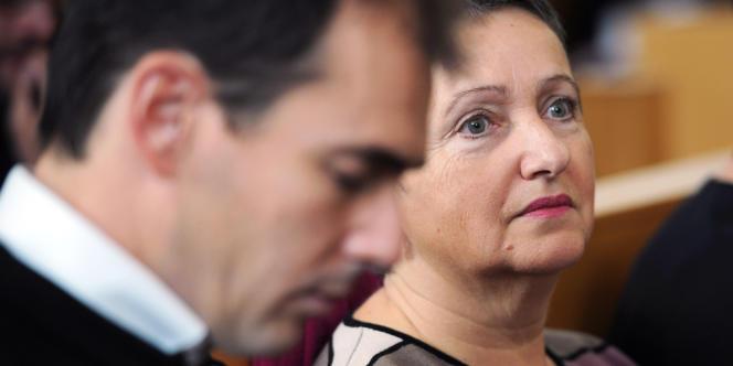 Danièle Canarelli, 58 ans, psychiatre à l'hôpital marseillais Edouard-Toulouse.