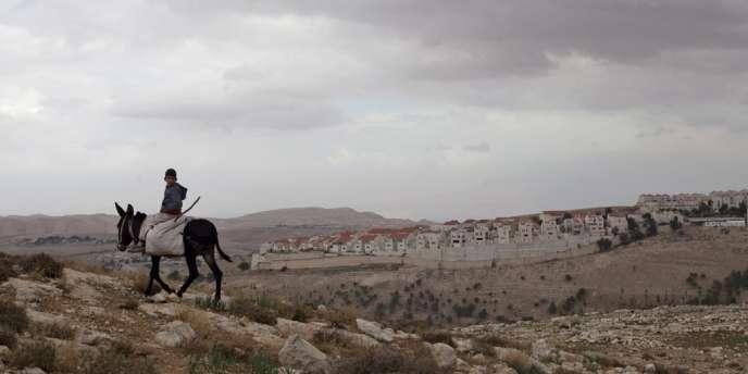 Le gouvernement de droite de Benjamin Nétanyahou multiplie les effets d'annonce sur des projets de colonisation en Cisjordanie et à Jérusalem-Est.