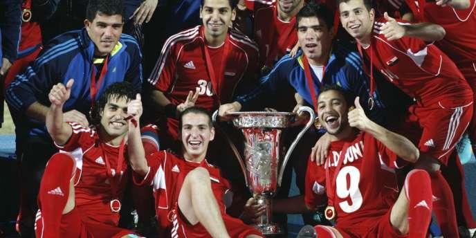L'équipe syrienne de football a battu l'Irak (1-0), en finale de la Coupe d'Asie occidentale, au Koweït.
