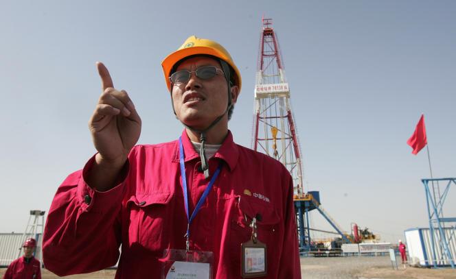 La Chine manque d'infrastructures pour transporter son gaz de schiste.