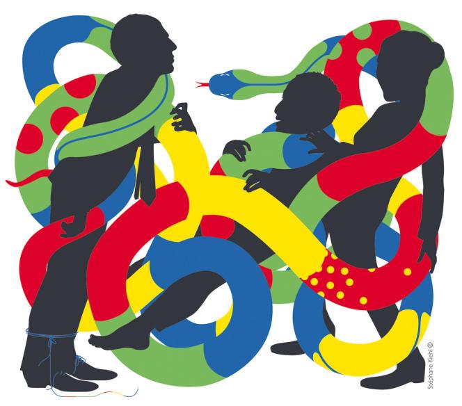 Google par Stéphane Kiehl.