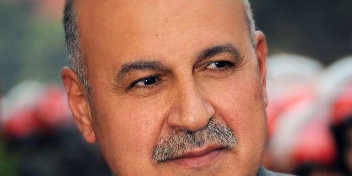 L'ancien vice-président égyptien Mahmoud Mekki