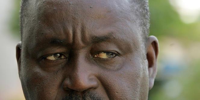 Le président de Centrafrique, François Bozizé, en 2008.