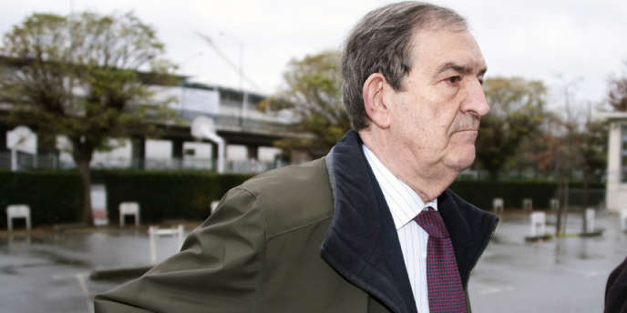 L'ancien juge anti-terroriste Jean-Louis Bruguière