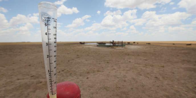 Les Etats-Unis ont connu à l'été 2012 leur pire sécheresse depuis 56 ans.
