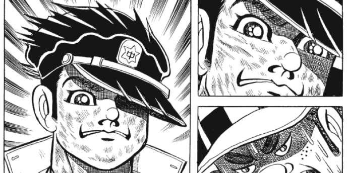 Extrait du manga