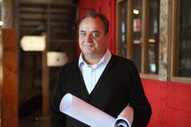 Franck Ghitalla.
