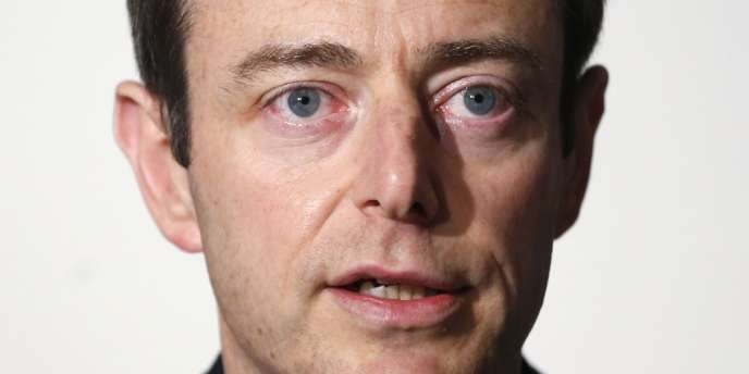 Le président de la Nouvelle Alliance flamande, Bart De Wever début décembre 2012.