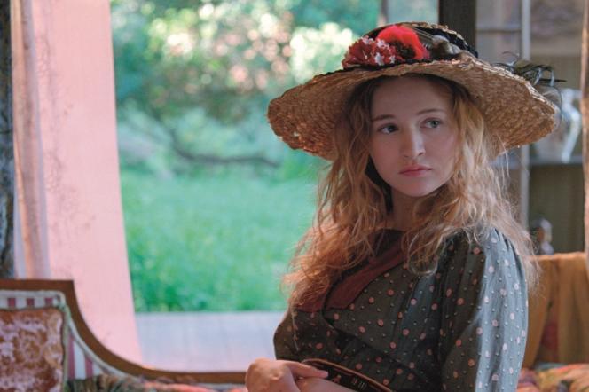 Christa Theret dans le film