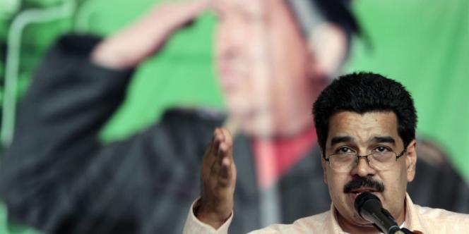 Discours de Nicolas Maduro, dans l'Etat d'Anzuategui, le 28 décembre.