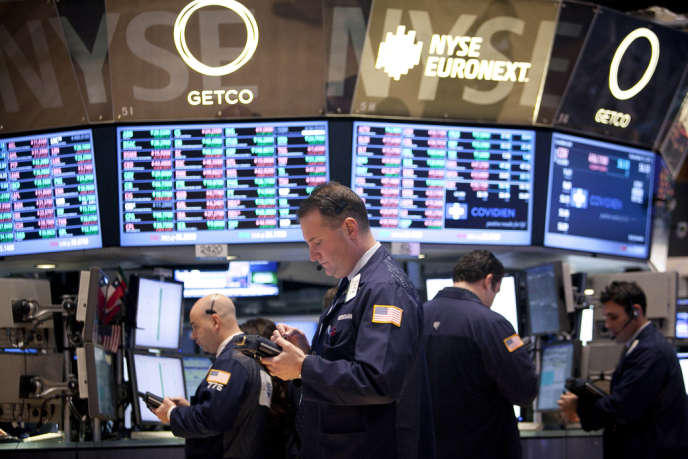 Entre le 28 avril et le 2 mai, le Dow Jones a crû de 0,93 %.