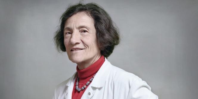 A 69 ans,  Marie-Germaine Bousser n'a rien perdu de sa combativité quand il s'agit de défendre le développement d la neurologie vasculaire.