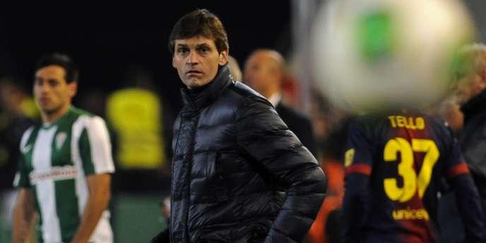 Tito Vilanova, le 12 décembre.