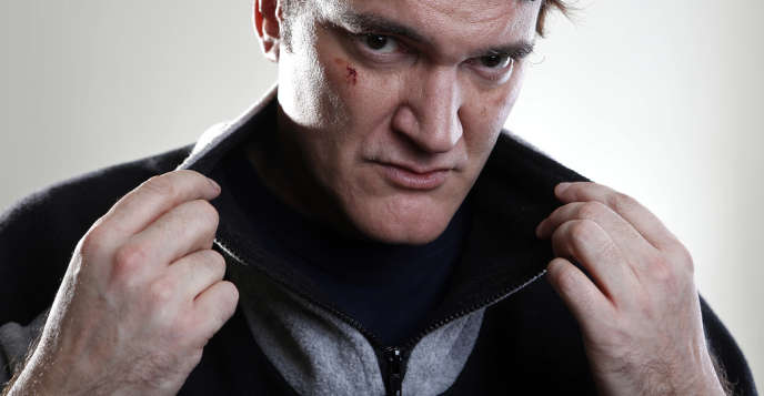 Quentin Tarantino à New York en décembre 2012.