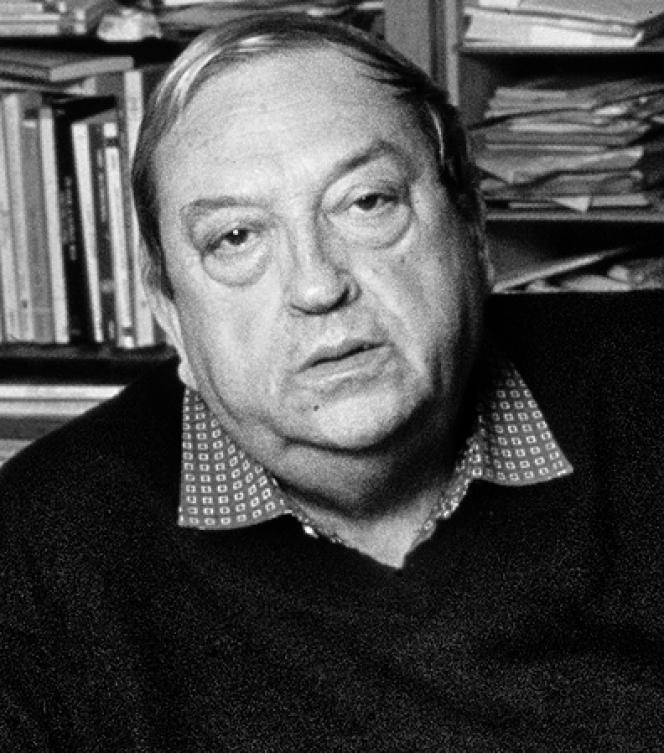 Le médiéviste Jacques Le Goff.