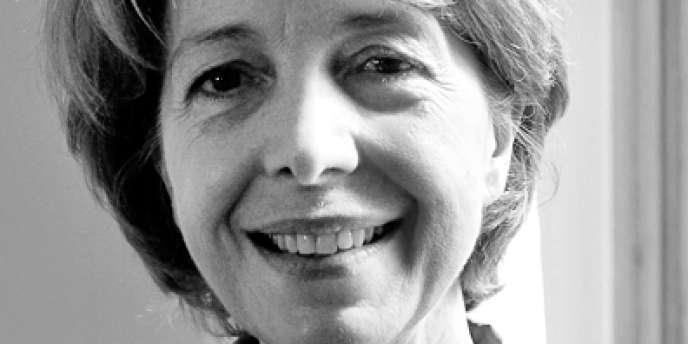 L'économiste Michèle Debonneuil.