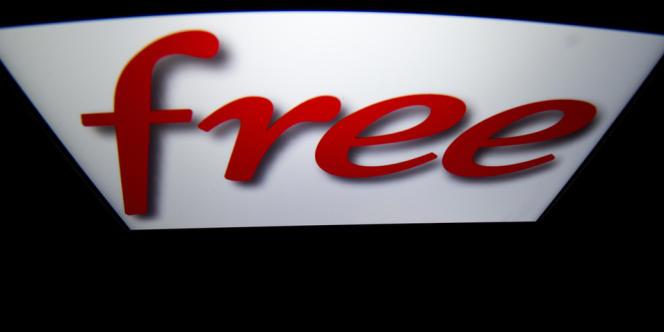 Le logo de Free.
