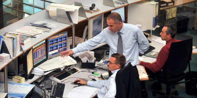 NYSE-Euronext, l'opérateur de la Bourse de Paris, attend deux opérations importantes en France au premier semestre.
