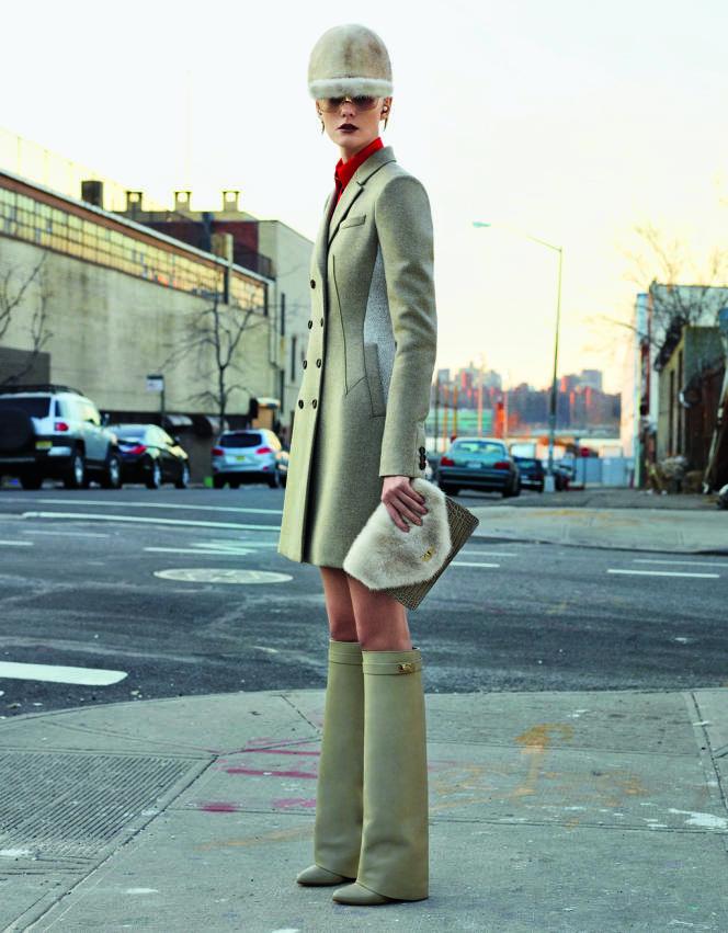 La collection croisière de Givenchy.