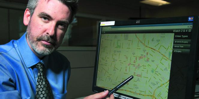 Loin de la science-fiction, le logiciel Pred Pol, élaboré par le professeur d'anthropologie Jeff Brantingham, est inspiré des programmes de prévention des séismes.