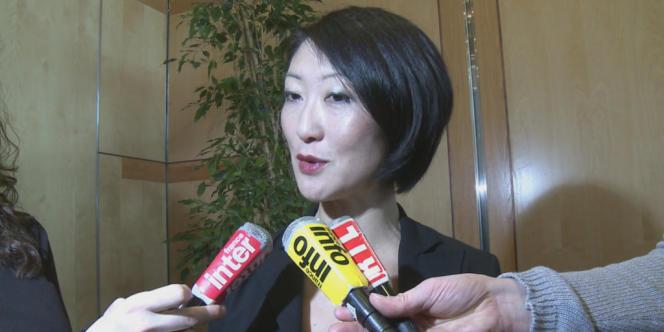 Fleur Pellerin, ministre déléguée à l'innovation, a présenté la constitution du nouveau conseil national du numérique.