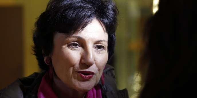 Dominique Bertinotti, la ministre déléguée à la famille.