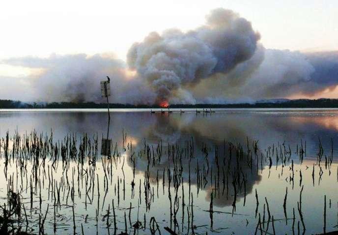 La Nouvelle-Galles du Sud comptait mardi quelque 130 incendies, dont une quarantaine n'étaient toujours pas maîtrisés.