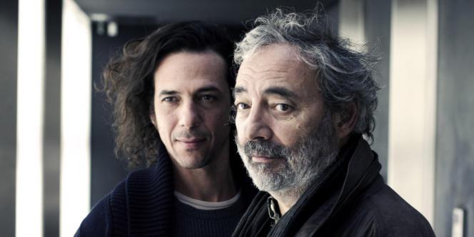Dan Franck et Alexandre Brachet