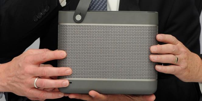 Les nouvelles enceintes portables Bang & Olufsen ont été présentées en Inde l'an dernier. Le fabricant a vu une hausse de 25 % sur les marchés des pays émergents (Brésil, Russie, Inde, Chine).