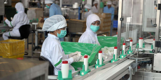 L'Oréal fait partie des grandes entreprises françaises dont les efforts pour réduire les émissions de CO2 ont été salués par le CDP.
