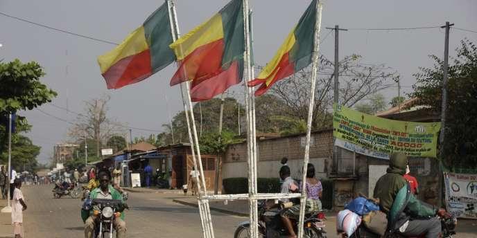 A Ouidah, au Bénin, le 9 janvier.