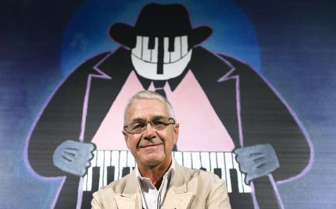 Le fondateur du festival de jazz de Montreux, Claude Nobs, en juillet 2009.