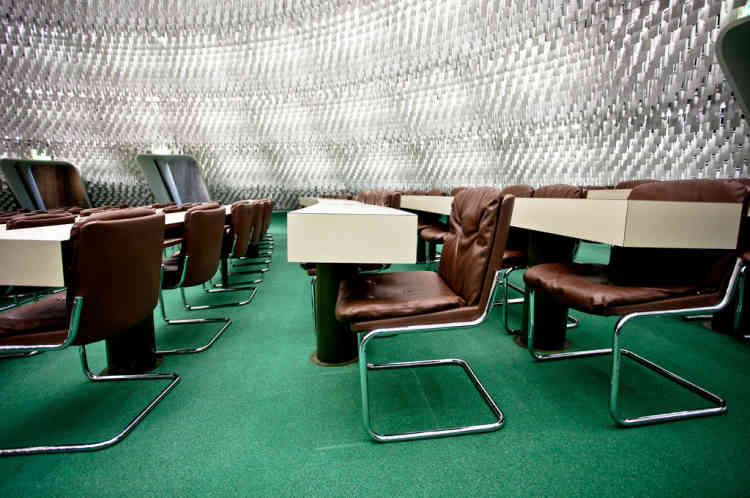 """Le lieu est régulièrement loué pour des séances photos, des défilés de mode ou des tournages de films. Dernier réalisateur à y avoir posé sa caméra : Michel Gondry pour l'adaptation à venir de """"L'Ecume des jours"""" de Boris Vian."""