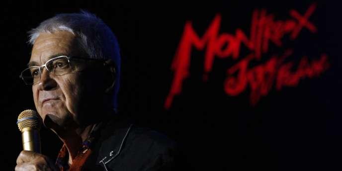 Claude Nobs a cofondé le Festival de jazz en 1967 avec le pianiste Géo Voumard et le journaliste René Langel, soutenus par le patron d'Atlantic Records.