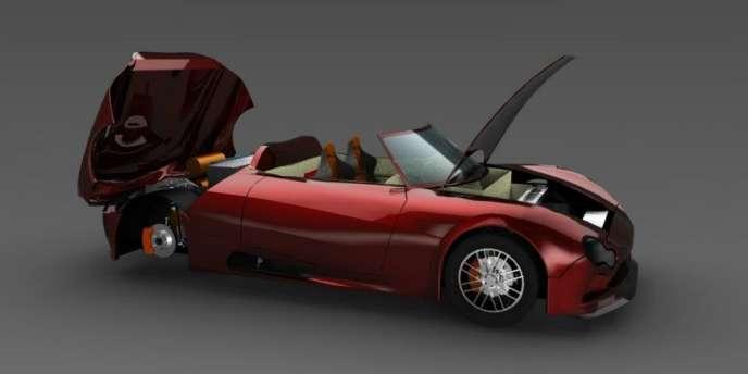 Née à Seattle, aux Etats-Unis, la communauté Wikispeed développe depuis quelques années une voiture d'un nouveau genre : modulable à souhait, fiable et peu gourmande en carburant. Il est même possible de la construire soi-même.