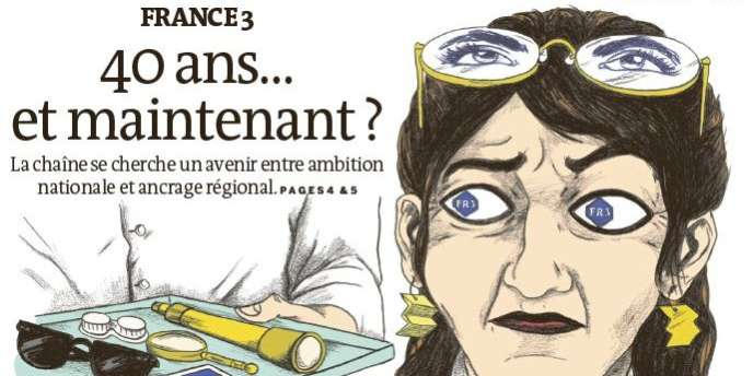 Si elle a enrayé la chute de son audience, France 3, la chaîne des régions peine à affirmer son positionnement sur fond de rigueur budgétaire et de crise identitaire.