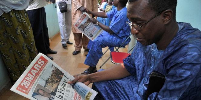 La presse malienne soutient majoritairement l'intervention française dans le pays.