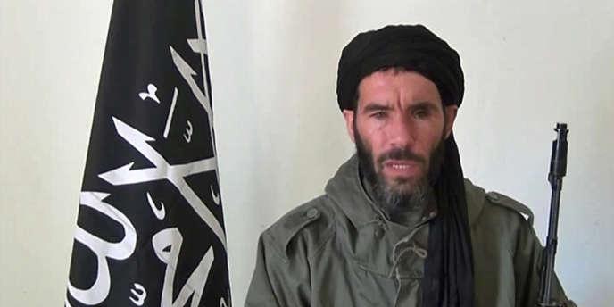 Mokhtar Bel Mokhtar, qui est à la tête de la katiba Al-Mouthalamin, qui a revendiqué la prise d'otages à In Amenas, dans l'est de l'Algérie.