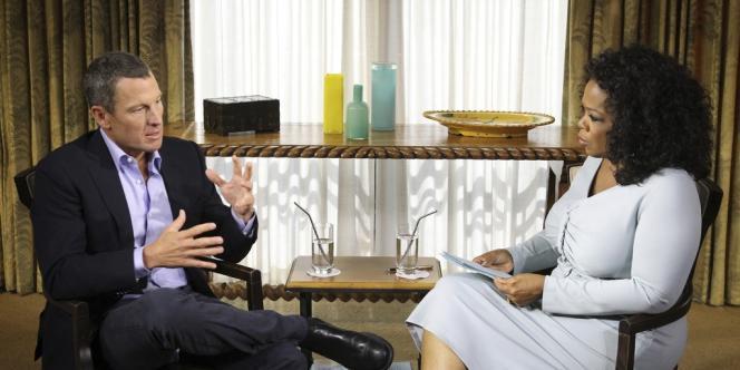 L'interview de Lance Armstrong par Oprah Winfrey a été enregistrée lundi 14 janvier à Austin (Texas).