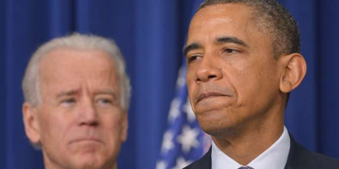 Barack Obama, le 16 janvier à Washington.
