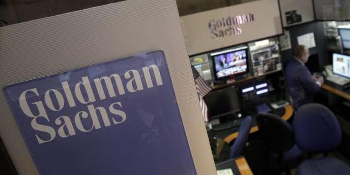 Goldman Sachs a annoncé, mercredi16 janvier, un chiffre d'affaires sur l'année de 34,2 milliards de dollars, en hausse de 19 %.