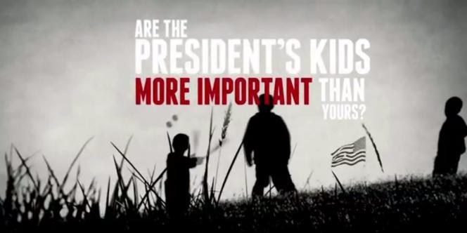 Image extraite d'une vidéo de la NRA, postée mercredi 16 janvier.