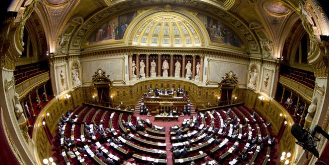 Au Sénat, la socialiste Michèle André et l'UMP Albéric de Montgolfier forment un duo inédit pour mener l'examen du budget.