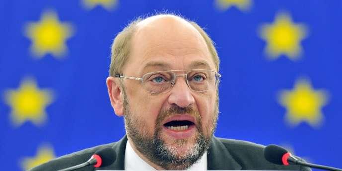 Martin Schulz, le président du Parlement européen, a estimé, jeudi 19 décembre, que l'accord serait « la plus grosse erreur jamais commise dans la lutte contre la crise ».