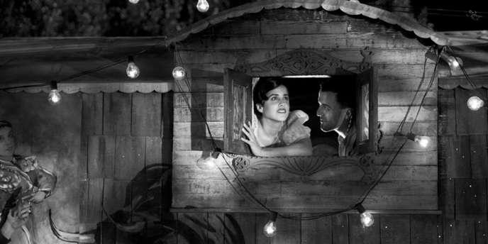 Macarena García dans le film espagnol de Pablo Berger,