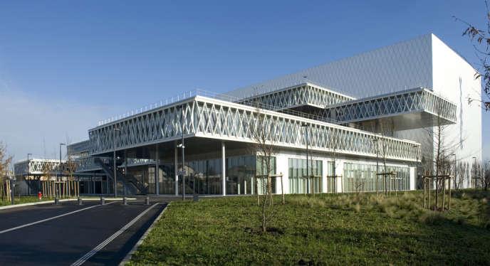 Le nouveau bâtiment des Archives nationales à Pierrefitte, signé Massimiliano Fuksas.