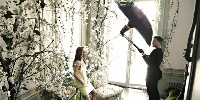 Les coulisses de la campagne H&M Conscious avec Vanessa Paradis.