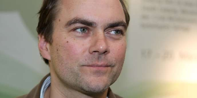 L'écrivain allemand Jakob Arjouni.