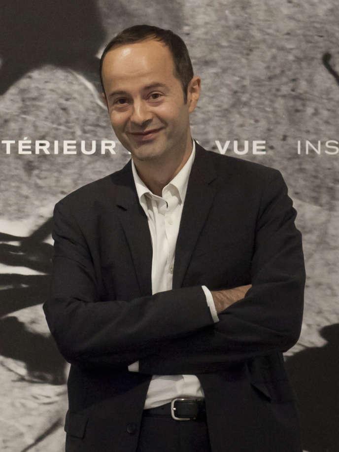 Quentin Bajac, le conservateur pour la photographie au MoMA de New York.