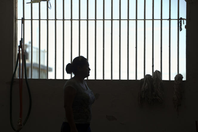 Prison pour femmes de Culiacan, dans le Sinaloa. Les avocats Layda Negrete et Roberto Hernandez dénoncent les violations des droits de la défense dans de nombreux procès pénaux au Mexique.